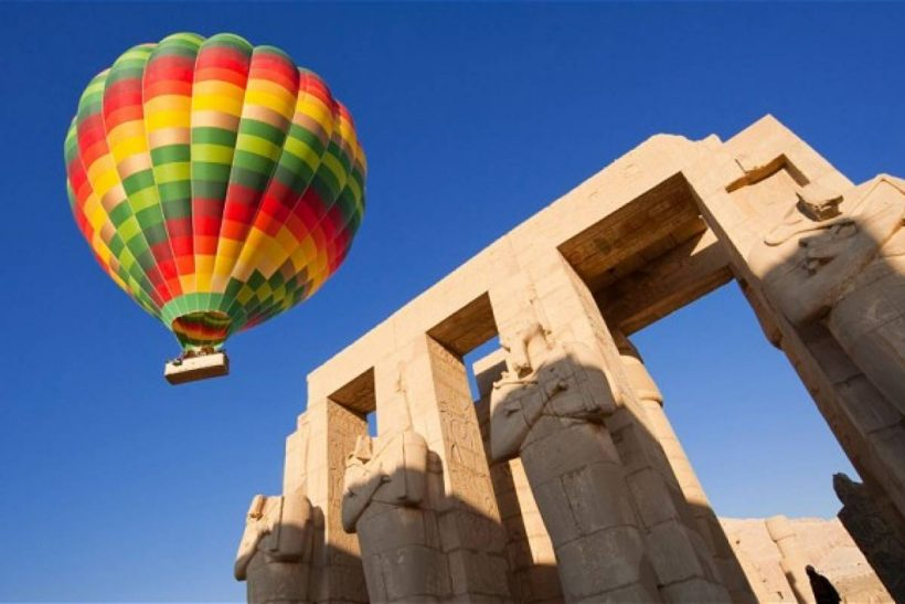 ballon in luxor