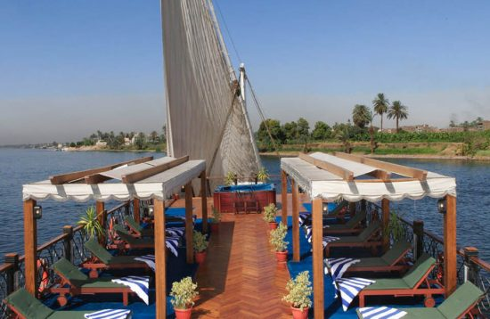 Merit Dahabeya Luxury Nile Cruise6