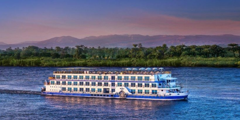 The Oberoi Philae Nile Cruise1