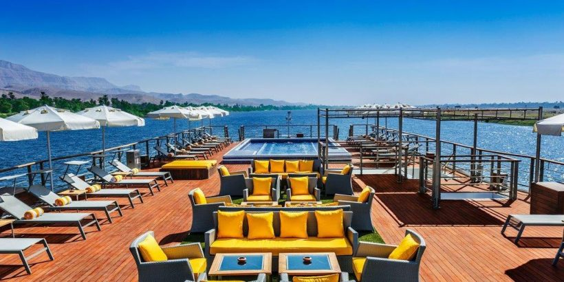 The Oberoi Philae Nile Cruise4