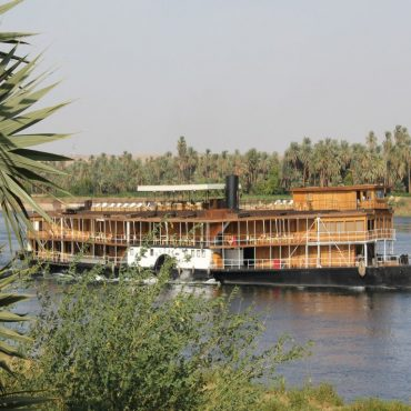 Nile Steamer Cruise Ships