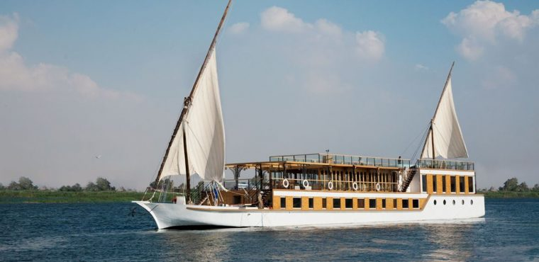 Dahabeyah Luxury Cruises